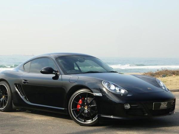 2011 Porsche Cayman S Black Edition Pdk  Kwazulu Natal Umhlanga Rocks_0