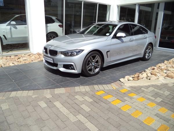 2018 BMW 4 Series 420i Gran Coupe Auto Mpumalanga Secunda_0