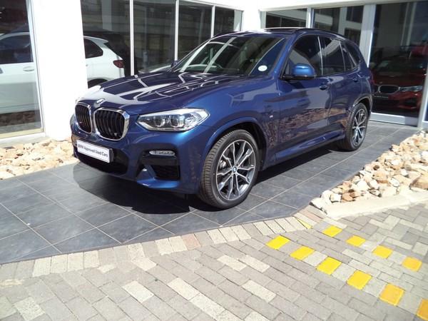 2018 BMW X3 xDRIVE 30d M Sport G01 Mpumalanga Secunda_0