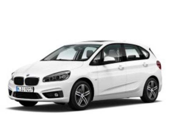 2018 BMW 2 Series BMW 220d Sport Line Active Tourer Auto Western Cape Claremont_0