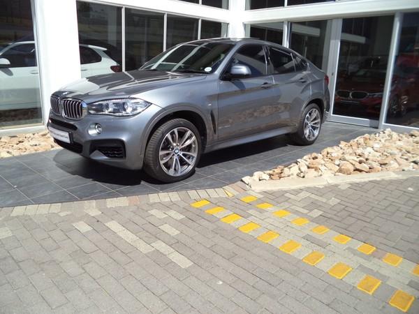 2018 BMW X6 xDRIVE40d M Sport Mpumalanga Secunda_0