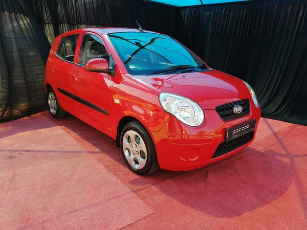 2010 Kia Picanto 1.1  Kwazulu Natal New Germany_0