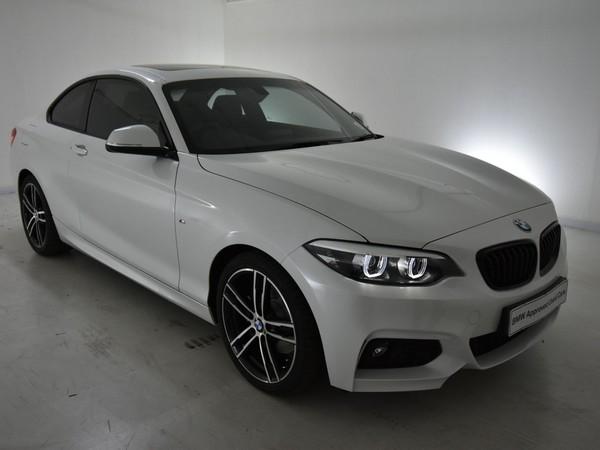 2019 BMW 2 Series 220D M Sport Auto Gauteng Pretoria_0