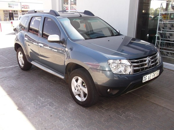2014 Renault Duster 1.5 dCI Dynamique Northern Cape Kimberley_0