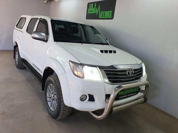 2014 Toyota Hilux 2.5 D-4D SRX RB LEGEND 45 Double Cab Bakkie Gauteng Pretoria_0