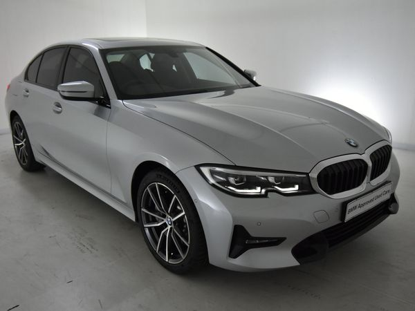 2019 BMW 3 Series 330i Sport Line Auto G20 Gauteng Pretoria_0