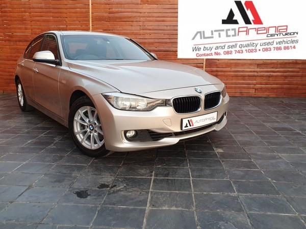2012 BMW 3 Series 320i  At f30  AUTOMATIC  Gauteng Centurion_0