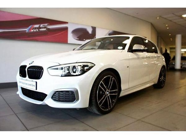 2018 BMW 1 Series M140i Edition M Sport Shadow 5-Door Auto F20 Gauteng Four Ways_0