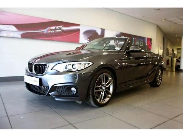 2016 BMW 2 Series 220i Convertible M Sport Auto F23 Gauteng Four Ways_0