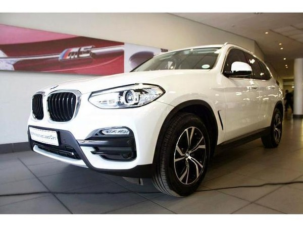 2018 BMW X3 xDRIVE 20d G01 Gauteng Four Ways_0