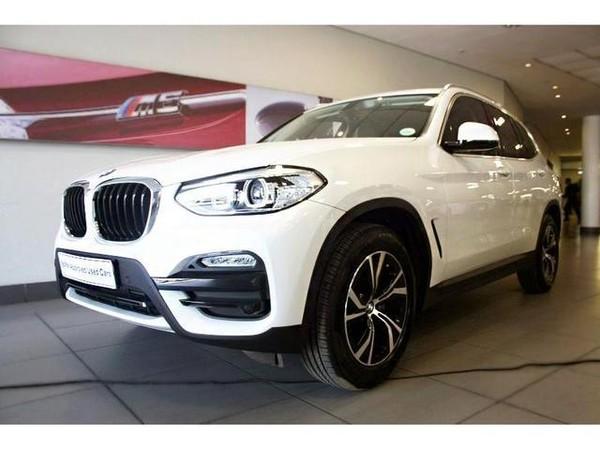 2018 BMW X3 xDRIVE 20d G01 Gauteng Four Ways_0