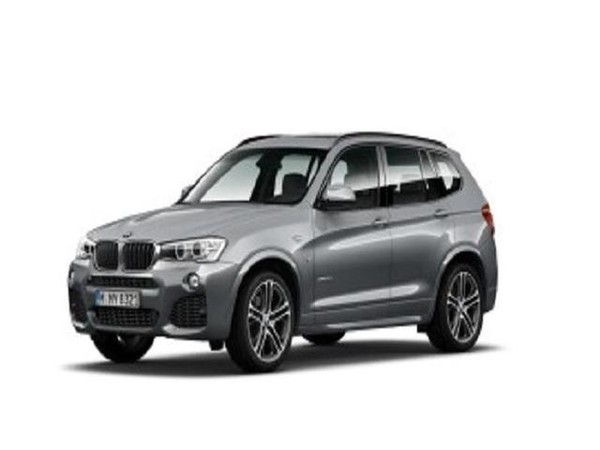2017 BMW X3 xDRIVE20d M Sport Auto Gauteng Four Ways_0