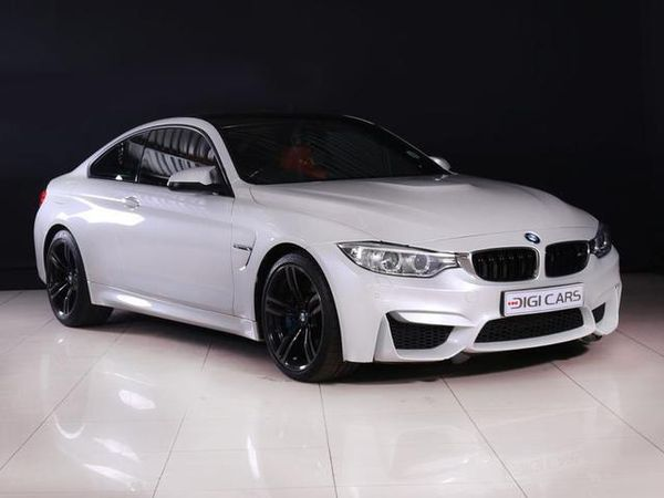 2015 BMW M4 Coupe M-DCT Gauteng Sandton_0