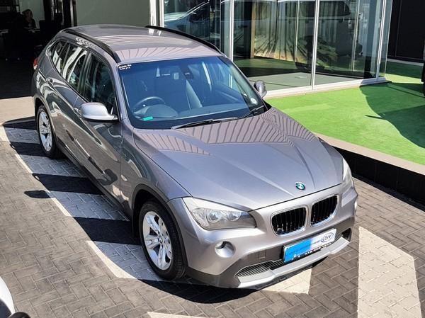 2012 BMW X1 Sdrive18i  Gauteng Midrand_0