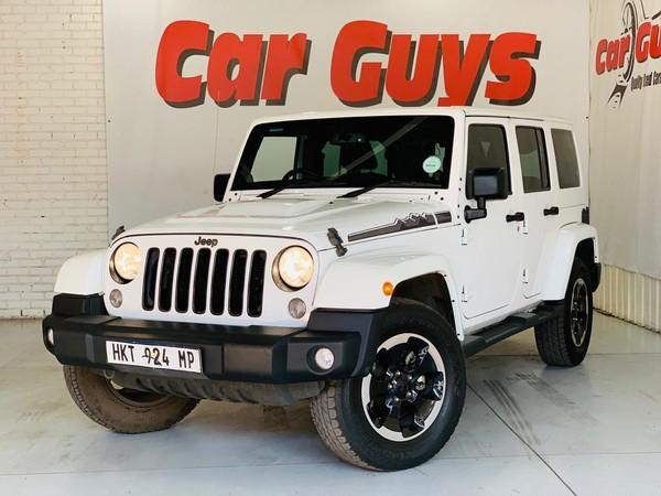 2014 Jeep Wrangler Unlimited 3.6l V6 At  Gauteng Pretoria_0