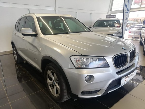 2012 BMW X3 Xdrive20d At  Gauteng Roodepoort_0