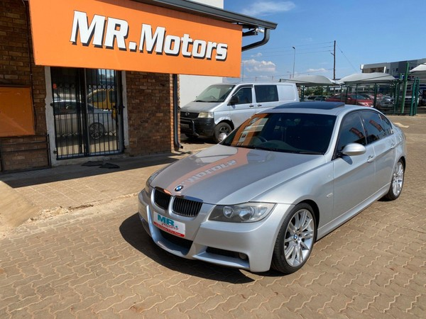 2007 BMW 3 Series 330d Individual e90  Gauteng Centurion_0