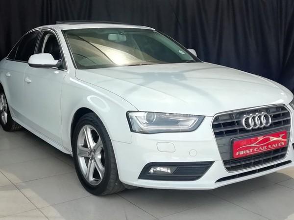 2014 Audi A4 1.8t Se  Gauteng Johannesburg_0