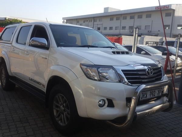 2014 Toyota Hilux 3.0 D-4D LEGEND 45 4X4 Auto Double Cab Bakkie Mpumalanga Nelspruit_0