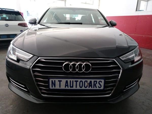 2017 Audi A4 2.0 TFSI SE Multi Gauteng Johannesburg_0