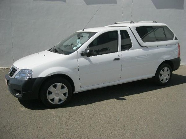 2013 Nissan NP200 1.6  Ac Safety Pack Pu Sc  Northern Cape Kimberley_0