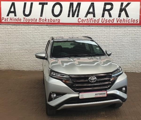 2019 Toyota Rush 1.5 Gauteng Boksburg_0