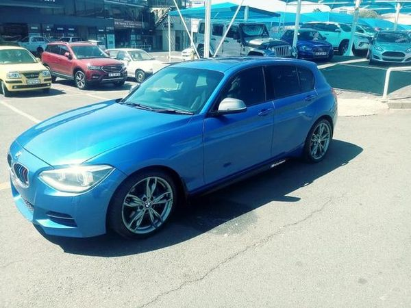 2014 BMW 1 Series M135i 5dr Atf20  Gauteng Roodepoort_0