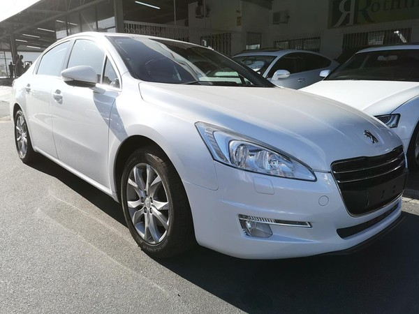 2013 Peugeot 508 1.6 Thp Allure At  Western Cape Parow_0