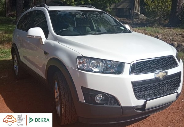 2013 Chevrolet Captiva 2.4 Lt At  Western Cape Goodwood_0