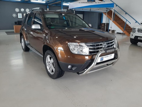 2014 Renault Duster 1.5 dCI Dynamique 4x4 Western Cape Somerset West_0