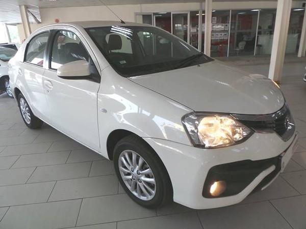2019 Toyota Etios 1.5 Xs  Gauteng Alberton_0