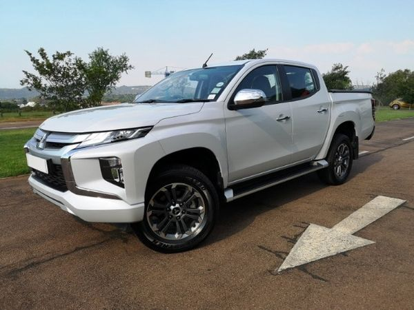 2019 Mitsubishi Triton 2.4 Di-DC Auto Double Cab Bakkie Gauteng Pretoria_0