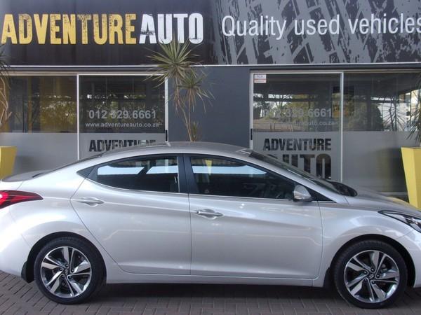 2015 Hyundai Elantra 1.6 Premium Gauteng Pretoria_0