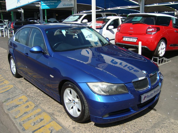 Used BMW 3 Series 323i (e90) for sale in Gauteng - Cars co