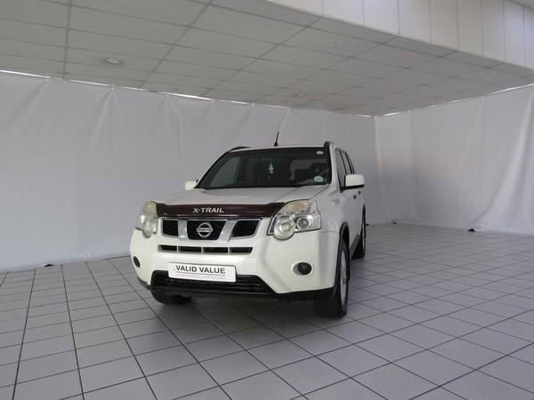 2011 Nissan X-Trail 2.0 Dci 4x2 Xe r82r88  Western Cape Milnerton_0
