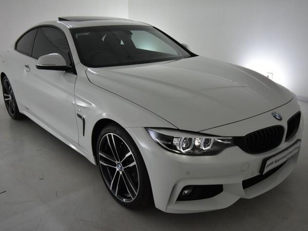2019 BMW 4 Series 420D Coupe M Sport Auto Gauteng Pretoria_0