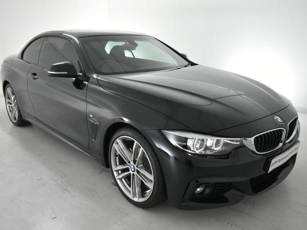 2019 BMW 4 Series 420i Convertible M Sport Auto Gauteng Pretoria_0
