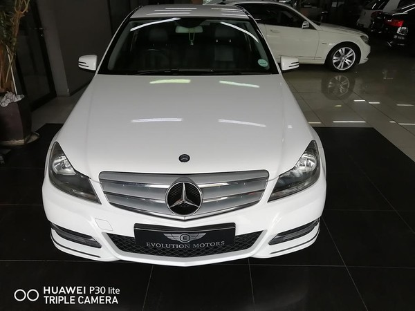 2013 Mercedes-Benz C-Class C200 Auto Western Cape Parow_0