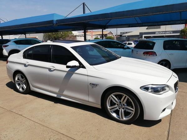 2015 BMW 5 Series 520D Auto M Sport Gauteng Vereeniging_0