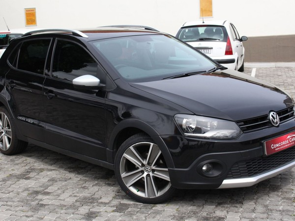 2013 Volkswagen Polo 1.6 Cross 5dr  Western Cape Cape Town_0