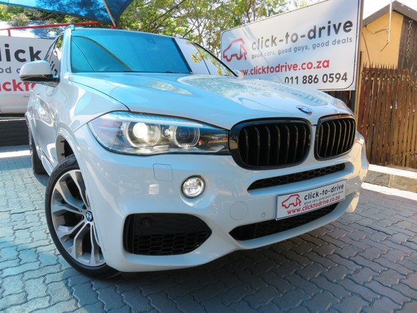 Used BMW X5 xDRIVE 40d M-Sport Only 92 980 km's for sale in