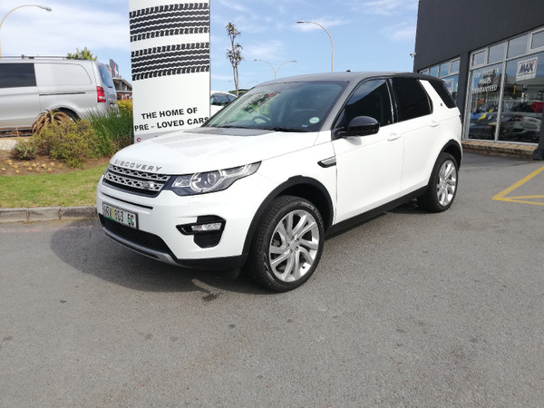 2015 Land Rover Discovery Sport Sport 2.0 Si4 HSE Eastern Cape Nahoon_0
