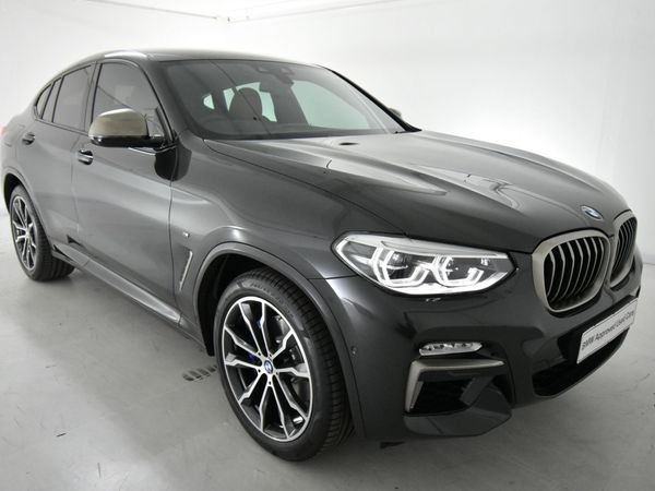 2019 BMW X4 M40d G02 Gauteng Pretoria_0