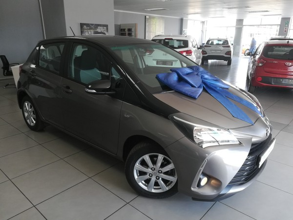 2017 Toyota Yaris 1.0 Pulse 5-Door North West Province Lichtenburg_0