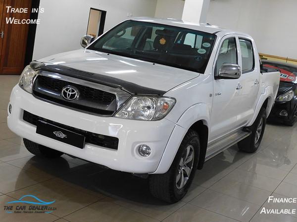 2010 Toyota Hilux 2.7 Vvti Raider Rb Pu Dc  Mpumalanga Mpumalanga_0