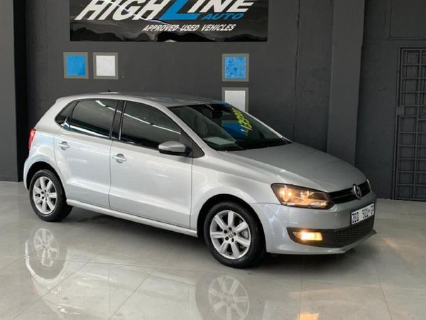 2010 Volkswagen Polo vw polo 1.6 Tdi Comfortline  Gauteng Vereeniging_0