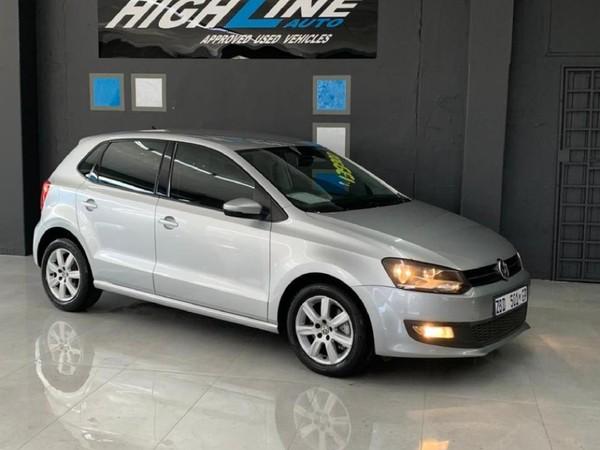 2010 Volkswagen Polo 1.6 Tdi Comfortline  Gauteng Vereeniging_0