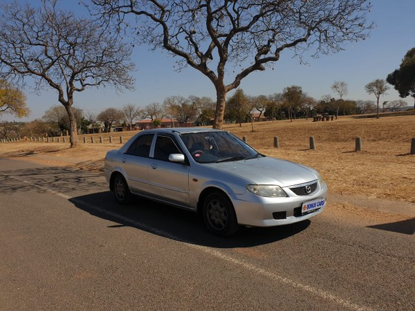 2003 Mazda Etude 160ie  Gauteng Pretoria West_0