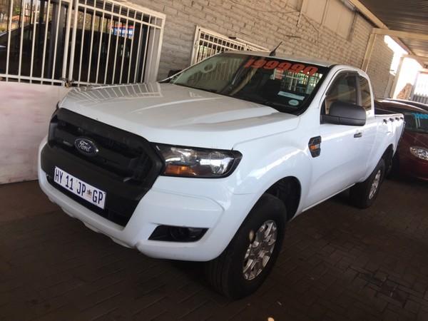 2018 Ford Ranger 2.2TDCi XL PU SUPCAB Gauteng Bramley_0