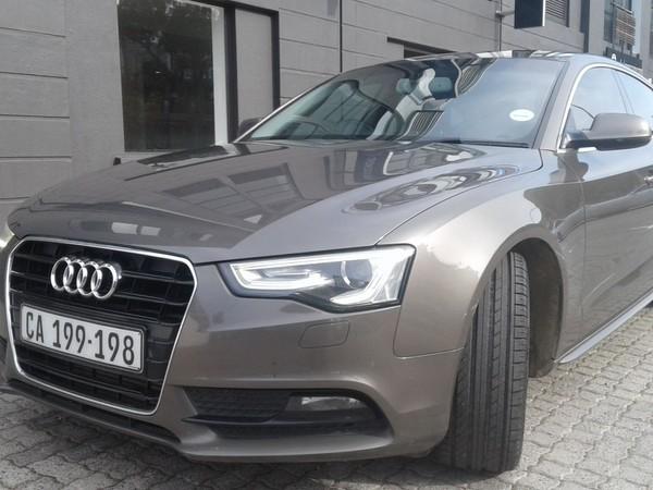 2014 Audi A5 2.0 Tdi Multi  Western Cape Cape Town_0
